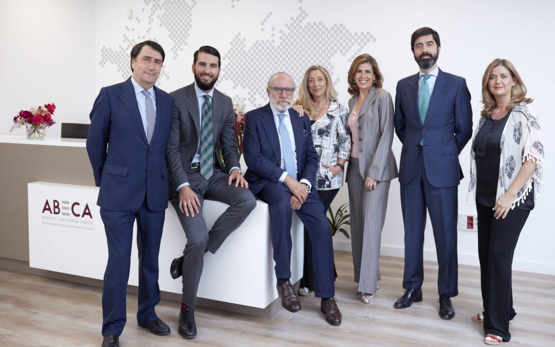 Abencys, Audiex y Bufete Castañeda crean Abeca